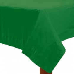 Green Paper Party Tablecover