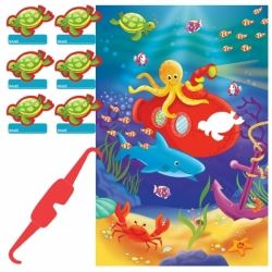 Deep Sea Fun Party Game