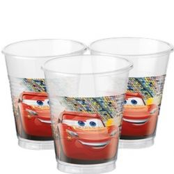 Disney Cars 3  Party Cups