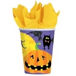 Gruesome Group Halloween Party Cups