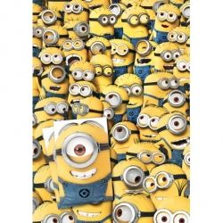 Despicable Me Gift Wrap With Tags
