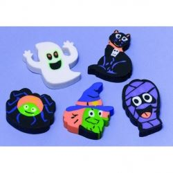 Halloween Party Favours Erasers