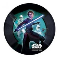 Clone Wars 2 Party Plates