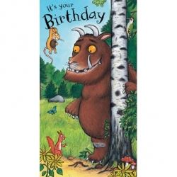 Gruffalo Birthday Cards