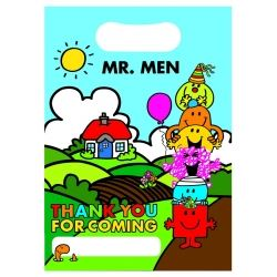 Mr Men & Little Miss Party Bags