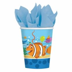 Ocean Buddies Party Cups