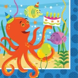 Ocean Buddies  Party Napkins