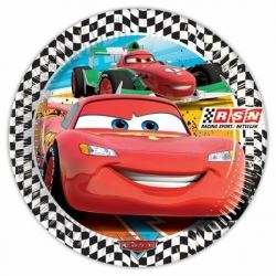 Cars RSN Party Plates