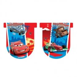 Cars Birthday  Flag Banner