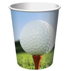 Golf Fanatic Party Cups
