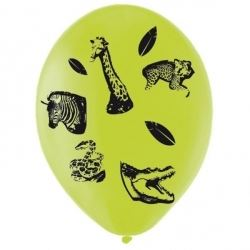 Jungle Buddies Party Balloons