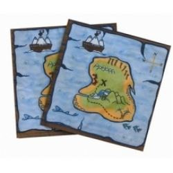 Chubblies Pirate Party Napkins