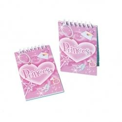 Princess Party Note Book
