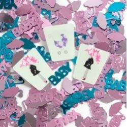 Mod Mums Table Confetti
