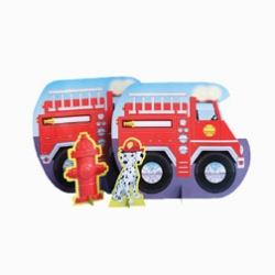 Fire Engine Fun Decorating Kit