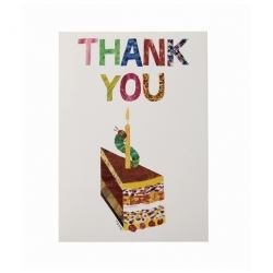 The Hungry Caterpillar Thank You Cards
