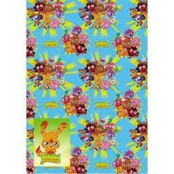 Moshi Monsters Party Gift Wrap & Tags