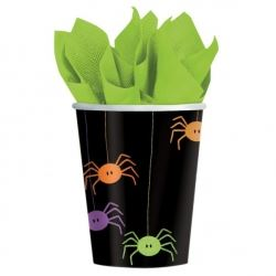 Spider Frenzy Party Cups
