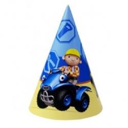 Bob The Builder Party Hats