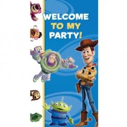 Toy Story Birthday Party Door Sign