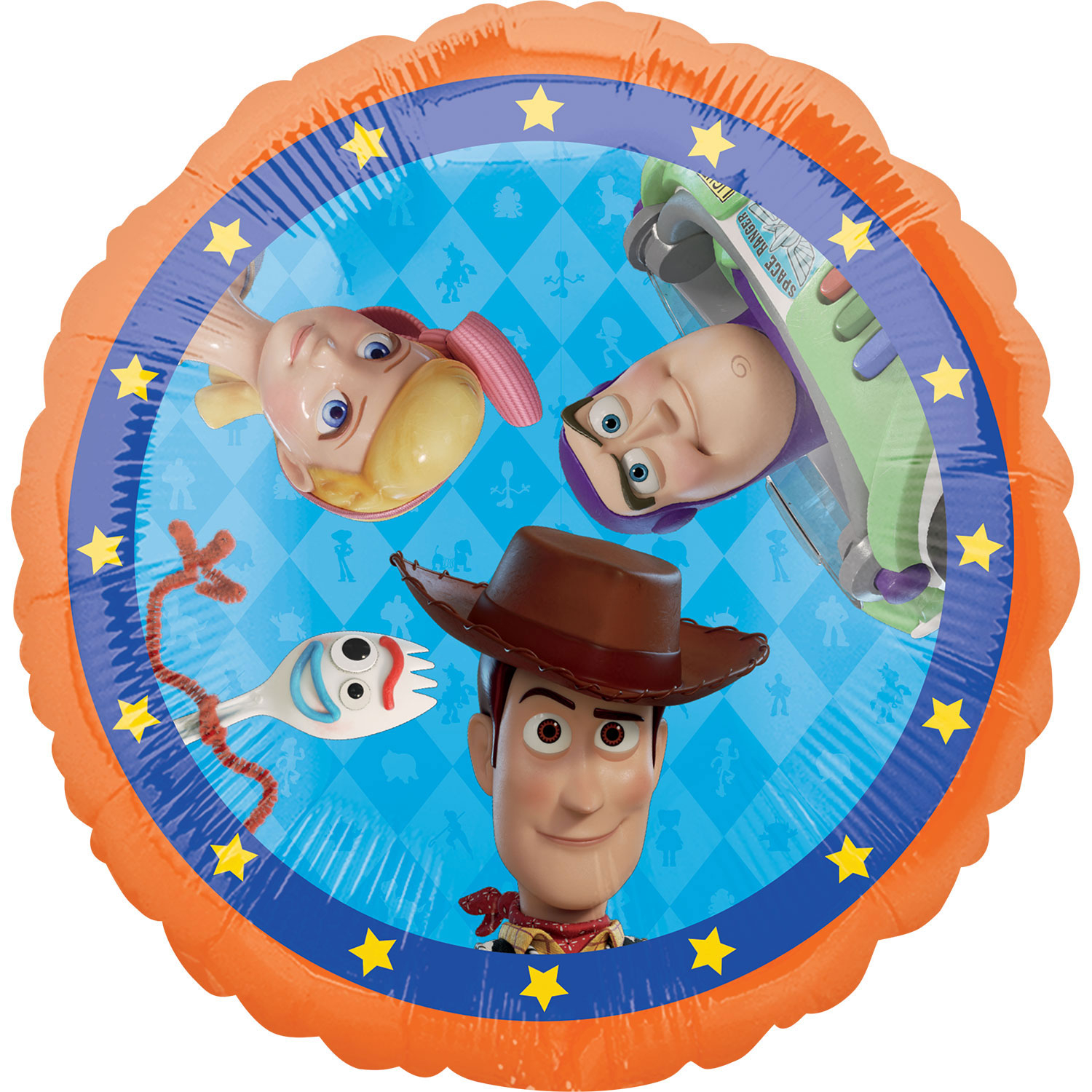 Toy Story 3 Helium Party Balloon