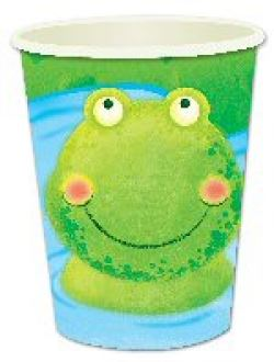 Frog Party  Cups
