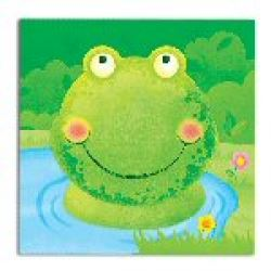 Frog Party Napkins