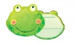 Frog Party Invitations