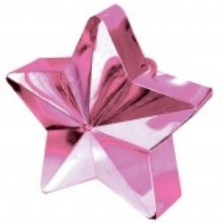 Star Balloon Weight Pink