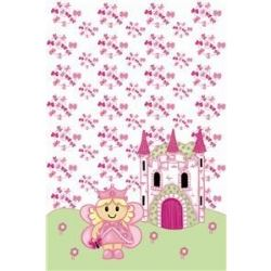 Chubblies Little Fairy Princess Party Tablecover