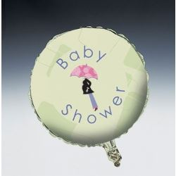 Mod Mums Baby Shower Foil Balloon