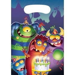 Monster Mania Party Bags