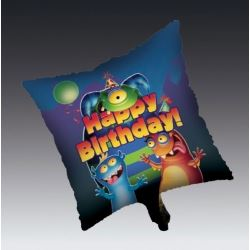 Monster Mania Party Foil Balloons