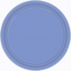 Lilac Party Plates