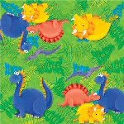 Little Dinosaur Party Napkins