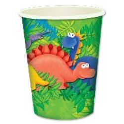 Little Dinosaur Party Cups