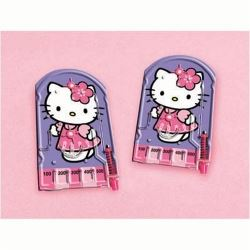 Hello Kitty Pin Ball Machines