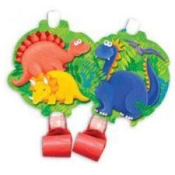 Little Dinosaur Party Blowouts