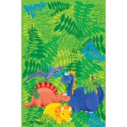 Little Dinosaur Party Tablecover