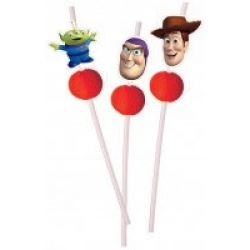 Toy Story Party Straws