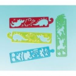 Party Favours Tracing Strips