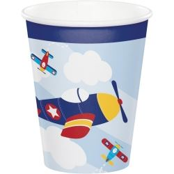 Lil Flyer Airplane Party Cups