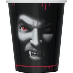 Halloween Vampire Party Cups