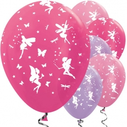 Fairy Party Balloons