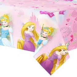 Disney Princess Dreaming Party Tablecover