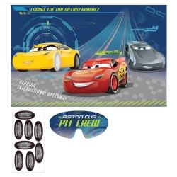 Cars 3 Pin The Wheel On The Car  Game