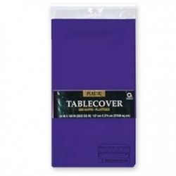 Purple Party Tablecover