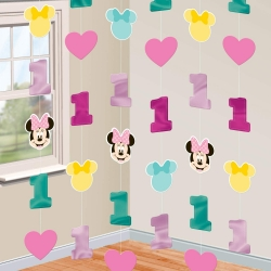 Disney Minnie Mouse Fun To Be One  Party Strings