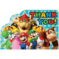 Super Mario Party Thank Yous