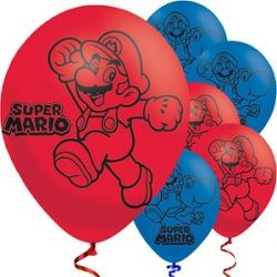 Super Mario Party Balloons